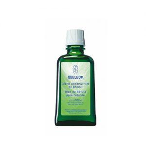 Aceite anticelulítico abedul Welleda